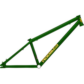NS Bikes Suburban ram grön